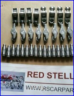 Rocker Arms Lifters Toyota Auris Avensis Rav 4 Verso 1.6 2.0 D4-d D-4d 1ww 2ww