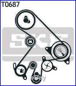 Skf Zahnriemen-satz Wasserpumpe Toyota Rav 4 Corolla E12 Avensis T22 2.0 D-4d