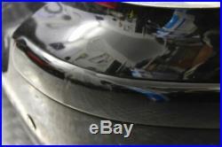 Stoßstange hinten schwarz PDC TOYOTA AVENSIS KOMBI (T25) 2.0 D-4D
