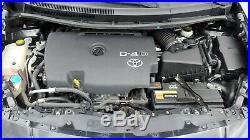 TOYOTA AURIS, AVENSIS 2006-2012 2.0 D-4D Diesel BARE ENGINE 1AD-FTV 93kw 126hp