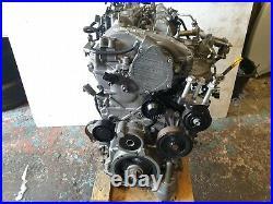 TOYOTA AVENSIS AURIS VERSO 2.0 D4D 2009 to 2012 BARE ENGINE 1AD FTV