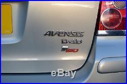 TOYOTA AVENSIS D-4D T180 Estate 2008 6 speed Excellent Condition 71K miles