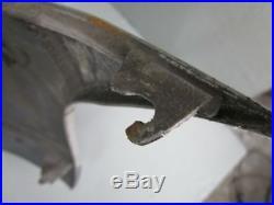 TOYOTA AVENSIS KOMBI (T25) 2.0 D-4D Stoßstange Stoßfänger vorne Silber C0