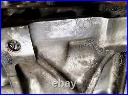 TOYOTA AVENSIS MK2 2003 TO 2006 2.0 D4D DIESEL 5 Speed E357 MANUAL Gearbox 103k