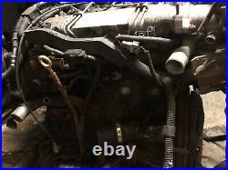 TOYOTA AVENSIS MK2 2003 TO 2009 2.0 1CD-FTV DIESEL Engine rav 83k rav4 D4d