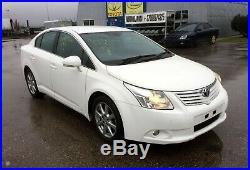 TOYOTA AVENSIS T270 2009-2018 2.0 D-4D ENGINE 1AD-FTV 93kw 126hp ONLY ENGINE