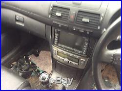 TOYOTA AVENSIS TSPIRIT D4D 2.2 2AD-FTV 07 WHEEL NUT- Breaking Vehicle