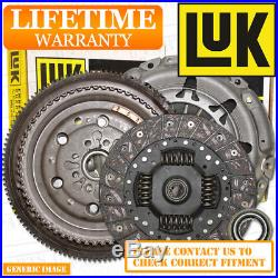 TOYOTA COROLLA 2.0D4D LuK DMF Flywheel & Clutch Kit 90 06/04-07/07 SLN 1CDFTV