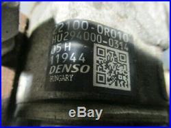 TOYOTA RAV4 Diesel Fuel Pump 2.2 D-4D 22100-0R010 2006-2012