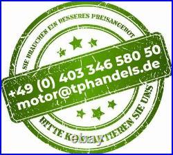 TP MOTOR TOYOTA 2.0 D-4D 1CD-FTV AVENSIS COROLLA PREVIA RAV-4 76TKm KOMPLETT