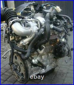 TP MOTOR TOYOTA 2.2 D-4D 2AD-FTV AVENSIS COROLLA RAV LEXUS 66TKm KOMPLETT