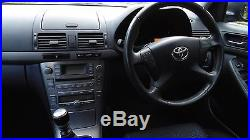 Toyoata Avensis T3-X D-4D