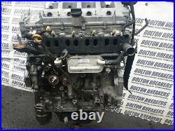 Toyota Auris Avensis 2004 2008 2.0 D-4d Diesel Bare Engine 59k 1ad-ftv
