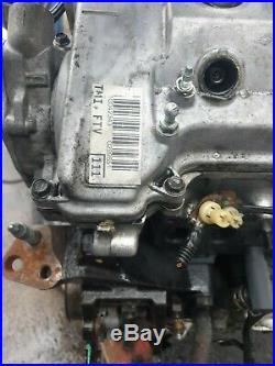 Toyota Auris Avensis 2006 2012 2.0 D-4d Diesel Bare Engine 59k 1ad-ftv