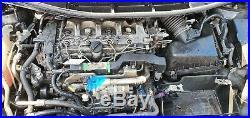 Toyota Auris, Avensis 2006 2012 2.0 D-4d Diesel Bare Engine 61k