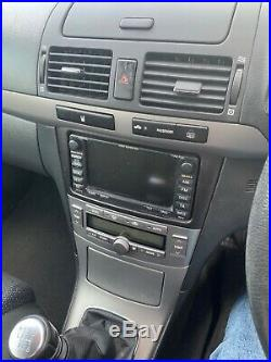 Toyota Avensi Tr D-4d 2007. Satnav. 6 Speed