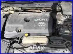 Toyota Avensis 06-08 2.0 D4D Diesel Engine 1AD-FTV 85K
