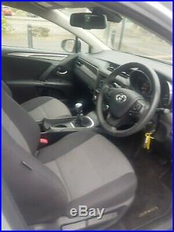 Toyota Avensis 1.6 D4d Active 4 Door Saloon 67 Reg