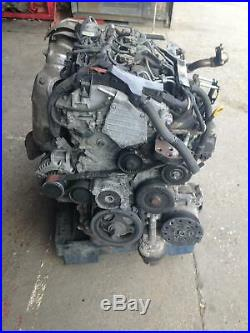 Toyota Avensis 1AD engine complete with gearbox 2009 59 Plate 2.0ltr D4D engine