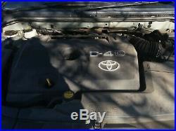 Toyota Avensis 2.0 D-4D 2007 (07)