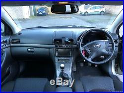 Toyota Avensis 2.0 D-4D 2008