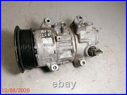 Toyota Avensis 2.0 D-4D AIR CON A/C Compressor PUMP GE44728-6560 used 2013 RHD