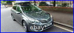 Toyota Avensis 2.0 D-4D Icon 5dr Estate Manual Diesel £30 Tax a year