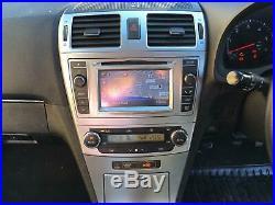Toyota Avensis 2.0 D-4D TR 5dr SAT NAV, BLUETOOTH, REV CAM