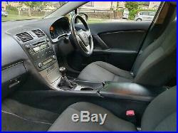 Toyota Avensis 2.0 D-4d Diesel Estate Tr Model Full Toyota Service History