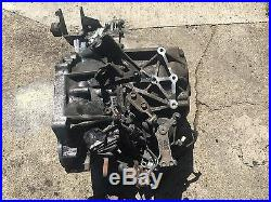 Toyota Avensis 2.0 D4d 1ad-ftv 6 Speed Gearbox 2008