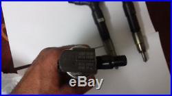 Toyota Avensis 2.0 D4d Diesel Injectors Refurbished Set Of 4, 2003-2005 Model
