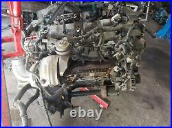 Toyota Avensis 2.0 D4d Engine And Manual Gearbox Complete 2009-on