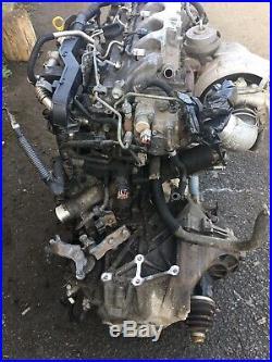 Toyota Avensis 2.0 Diesel Engine D4d 2007 123k