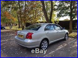 Toyota Avensis 2.0 T4 D-4d Diesel, Full Toyota Service History