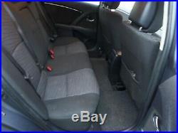 Toyota Avensis 2.0 TR D4D estate 93k miles FSH rev camera. Colour sat-nav
