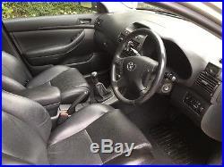 Toyota Avensis 2.0ltr diesel D4D Spirit 2005MY
