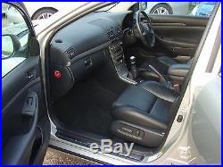 Toyota Avensis 2.2 D-4D T Spirit estate, leather, sat nav