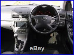 Toyota Avensis 2.2 D-4D T180 Diesel Estate Manual Sat Nav Cruise Dual Climate
