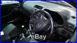Toyota Avensis 2.2 D4D Diesel, Gun metal grey spares or repair