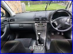 Toyota Avensis 2.2 D4D T180 2006