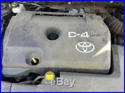 Toyota Avensis 2.2 D4d 2ad-ftv Complete Engine Warranty