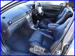 Toyota Avensis 2.2D-4D T Spirit Estate 6 Speed Manual