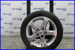 Toyota Avensis 2.2d D4d 04-12 Alloy Wheels And Tyres 205 55 16 5 Month Warranty