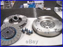 Toyota Avensis 2.2d4d 2007 On Flywheel Solid Conversion Clutch Kit
