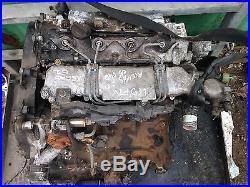 Toyota Avensis 2003-2006 2.0 D4d Engine Diesel Bare (1cd-ftv) 93k Xben0052