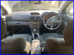 Toyota Avensis 2004 D4D Diesel