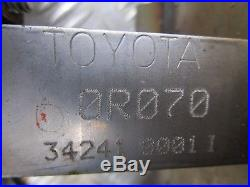 Toyota Avensis 2008-2015 2.0 Diesel D4d Diesel Particular Filter Dpf Complete
