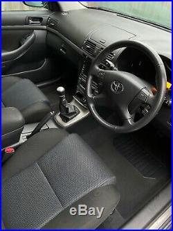 Toyota Avensis 2008 D-4D T180