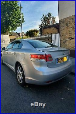 Toyota Avensis 2009 2.0 D4D Spares Or Repairs