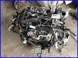 Toyota Avensis 2013-2015 2.0 D4d Bare Engine